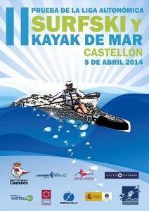 2ª Prueba de la Liga Autonomica de Kayak de Mar
